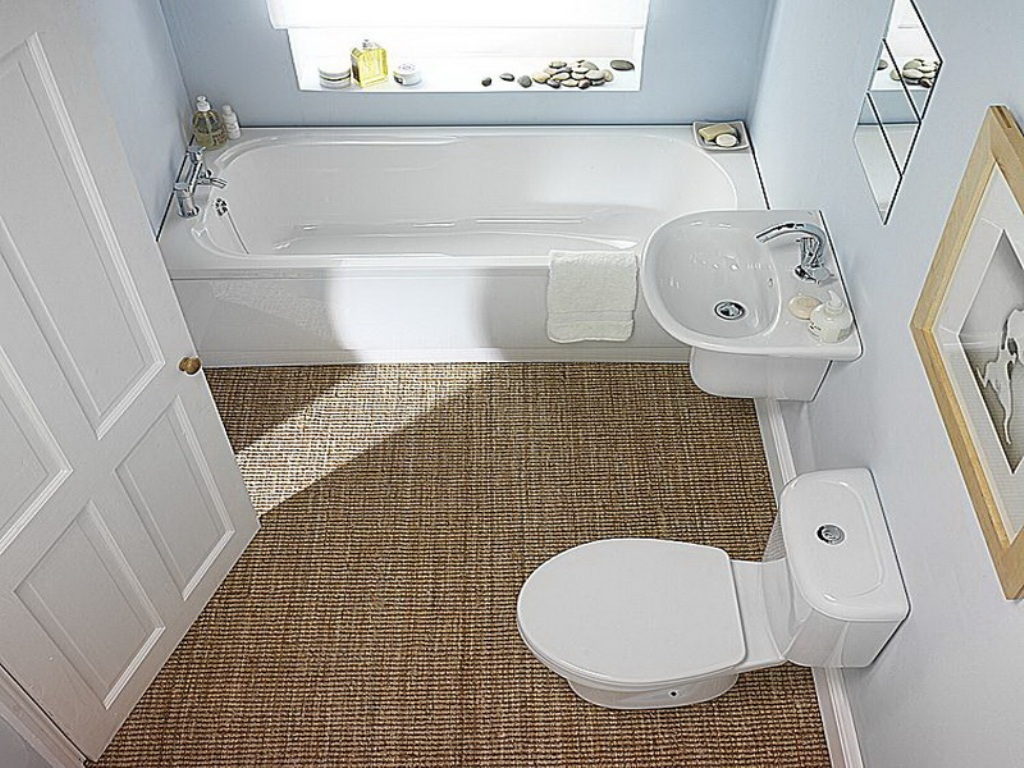 How to cut cost on bathroom renovation cz house 365 for Really small bathroom