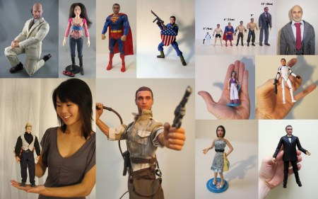 Action Figure Dolls