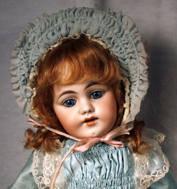 The Bisque Doll