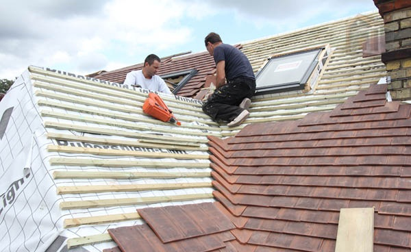Follow Roof Maintaining