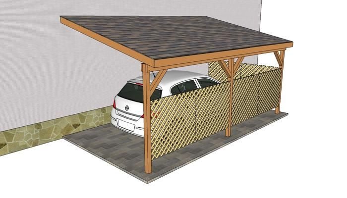 Building a Garage or Carport1