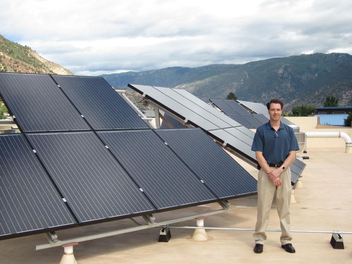 Commercial Solar Photovoltaic Systems Colorado